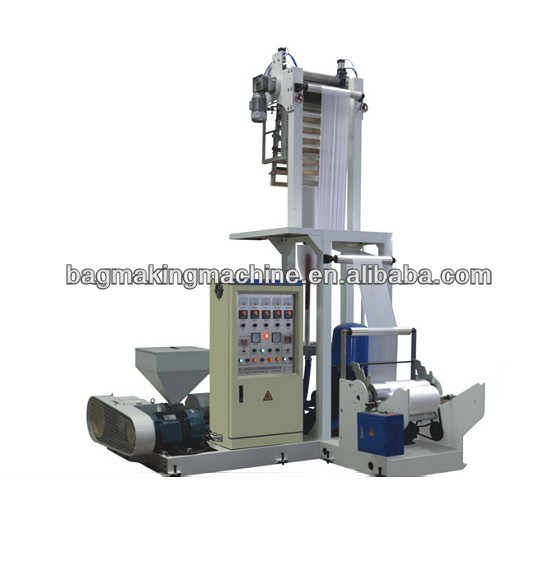 Plastic Bag Pe Mini Film Blowing Machine