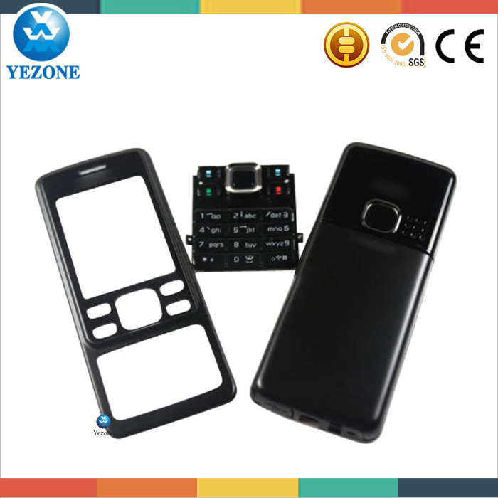 11 Year Large Wholesale Cover For Nokia 6300 , For Nokia 6300 Housing , Mobile Phone Accessory