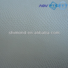 White Crocodile Pattern PVC Leather For Decoration