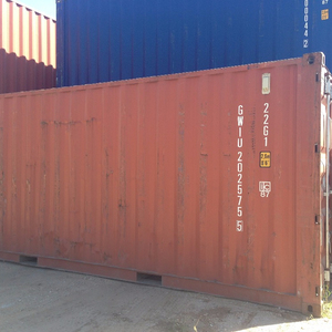 shipping container dimensions for 20ft and 40ft used container