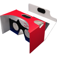 Virtual Reality 3D Glasses custom Google Cardboard Headset