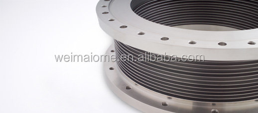 Stainless steel hydraulic Welded Bellows Mechanical Seals