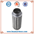 exhaust stainless steel corrugated/bellow tube