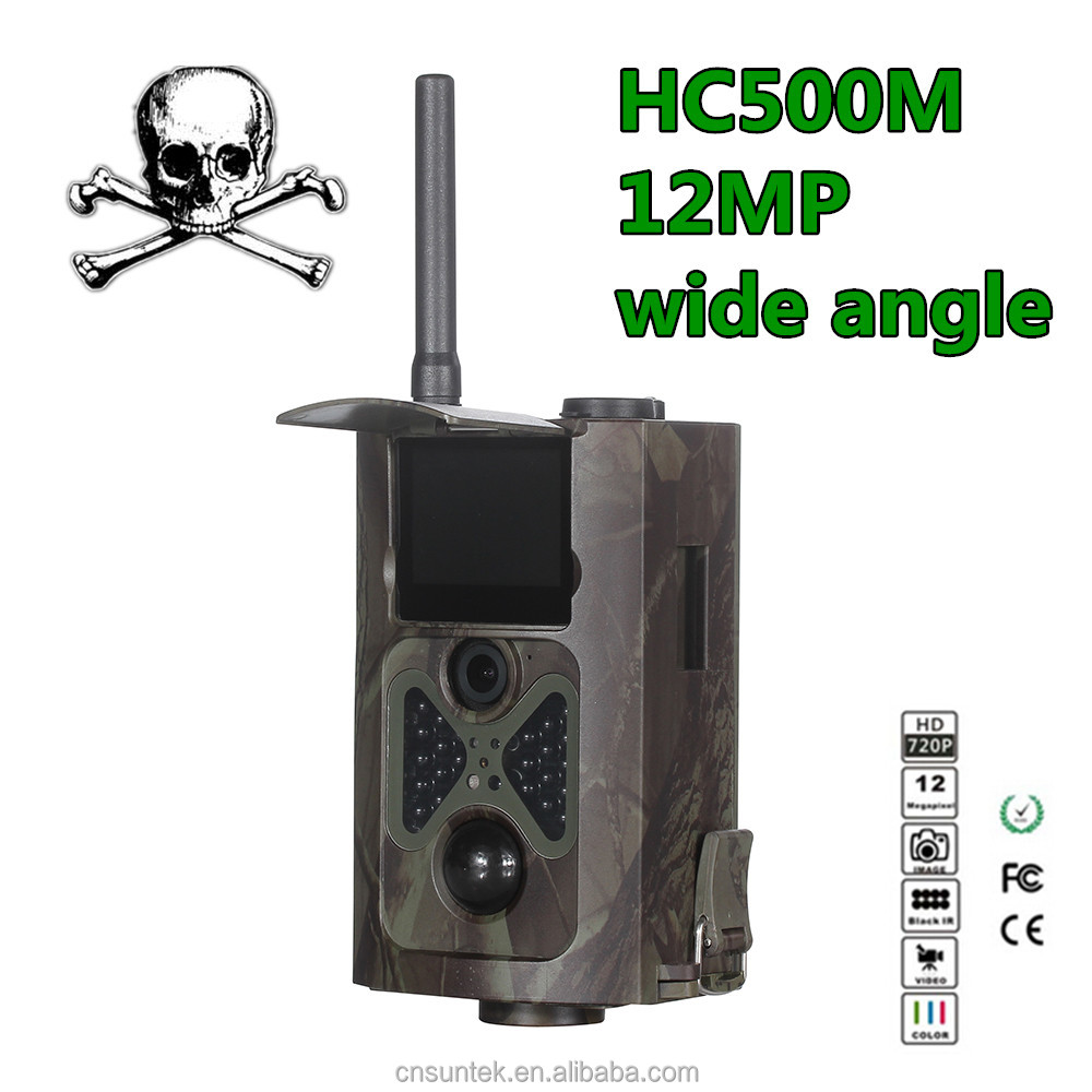 HC500M infrared night vision hunting trail camera,video camera