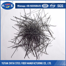 Good Quality Concrete Melt Extracted Stainless Steel Fibres For Metallurgic/Petrochemical/Mechanical/Pottery