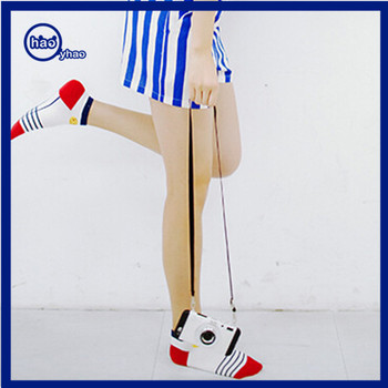 Yhao Emoji Expression Socks Low Cut Short Ankle Socks Custom Face Expression Socks