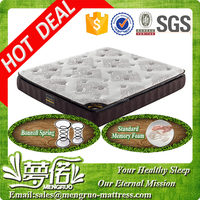 good quality used for hotel single bed mattress price