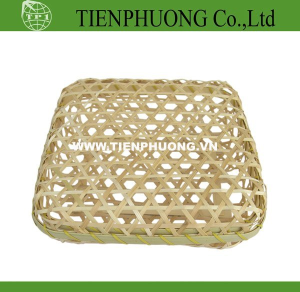 bamboo basket for vegetable packing
