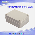 Box, Waterproof Outdoor Cushion Storage Box, Plastic Project Box Enclosure Case DS-AG-0811-S (80*110*45)