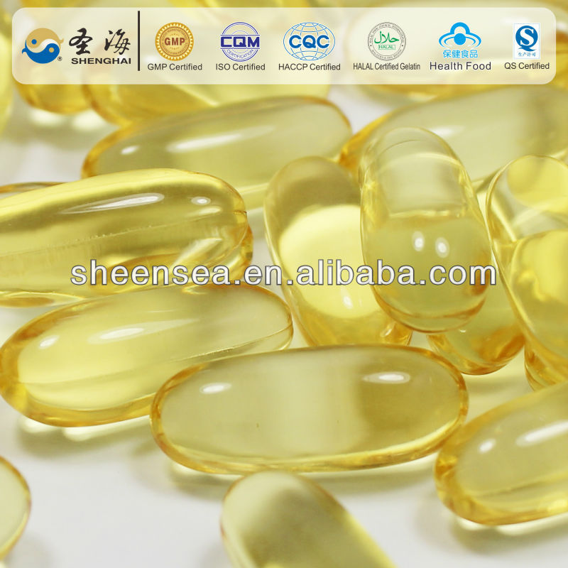 Best Price Omega 3 Capsules Fish oil Healthcare Supplement Manufacturer