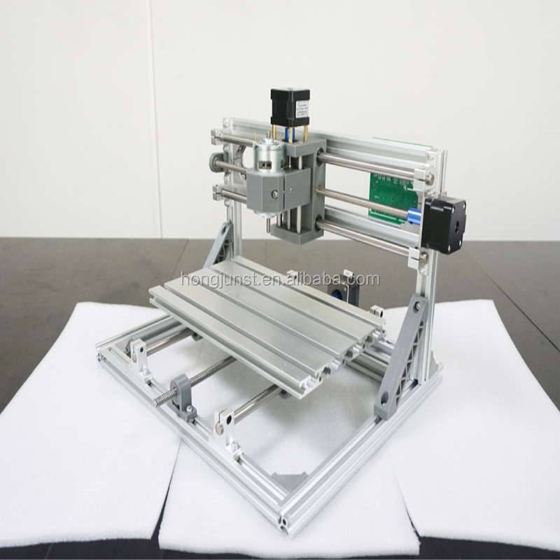 HONGJUN <strong>CNC</strong> 3018 500mw/2500mw5500mw laser GRBL control Diy laser engraving ER11 <strong>CNC</strong> machine,3 Axis pcb Milling machine