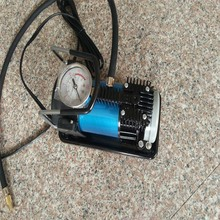 Multifunction 12V mini auto air compressor with ce patent