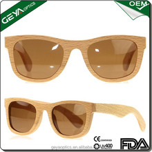 Handcrafted the best water floating wooden sunglasses