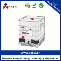 1000KG Cyanoacrylate adhesive monomer in IBC, IBC packing