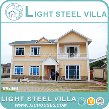Light steel small villa design,Modern High Quality Prefab Villa,real estate Australia style prefab small villa