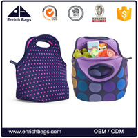 Enrich Disposable Insulated Cooler Lunch Tote Bag For Kids
