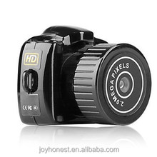mini digital camera y2000 with pc camera function