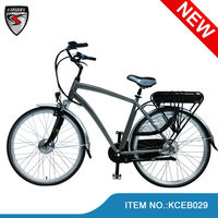 2014 new electric bike for sale in China with li-ion battery powered