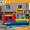 Bright color new inflatable combo, club/party inflatable jumping bounce house
