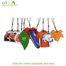 Promotional gifts shoe refresher car scent solid perfume room air freshener toilet hanging fragrance in stock for sale