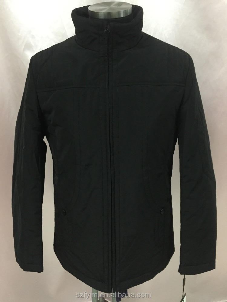 Men padding jacket