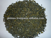 Green tea - brand name market