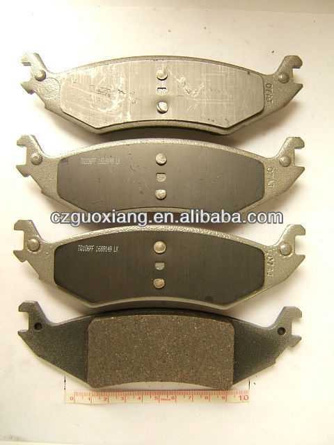 ebc brake pads D1046 for Ford E-150 Econoline