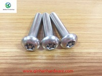screw fastener torx plus anti-theft screw