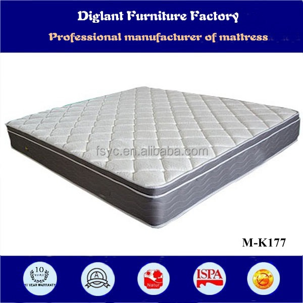 Good Price Foam Mattress Making