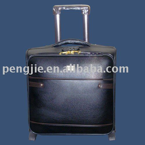 Large capacity travelling trolley cases