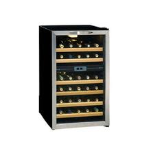 Stainless Steel 42 Bottles Capacity Wine Cellar Bar Fridge