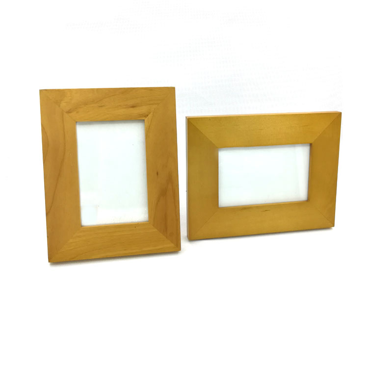 High quality Hot Selling Fashionable cheap wood picture photo frame