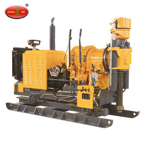 XY150A Well Digging Boring Machine Borehole Water Well Drilling Tools