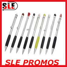 Sports ballpoint pen Promotional metal ball pen with ball on top