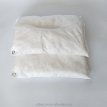 White 100% PP Safety Multi-color Oil Absorbent Pillows For Spill Control