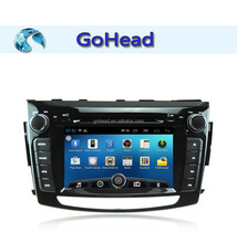 For Great Wingle 6 Car DVD Player with Android 4.4 Bluetooth Audio Radio Wifi MP3 GPS