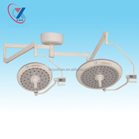 Xinyuchen YCLED500/500 long life span double dome led operating light, OT LED surgical lamp