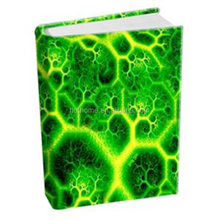 waholesale fancy stretchable fabric book cover for protection