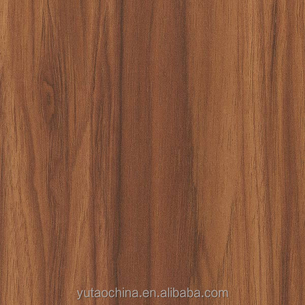 YT 9061 Walnut wood grain printed decorative base paper