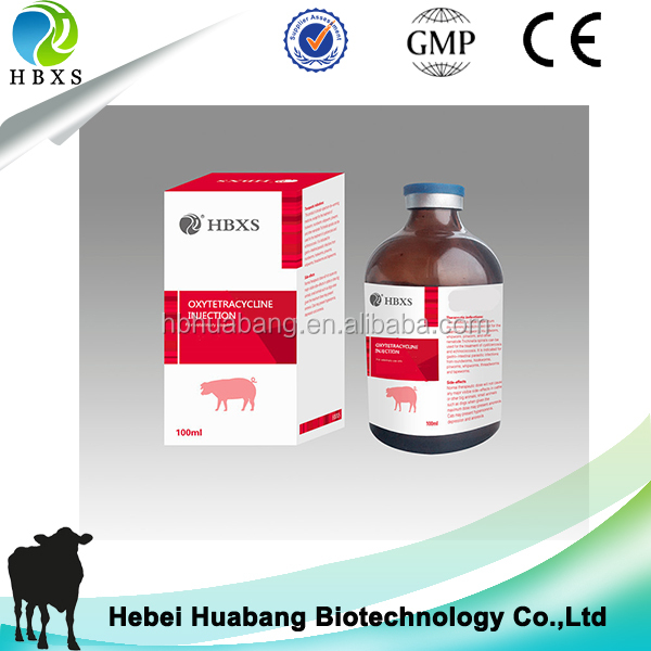 respiratory tract infections treatment and prophylaxis Oxytetracycline injection for pig