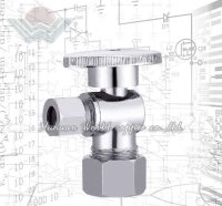 WD-8108 Quarter Turn Supply Stop Angle Valve