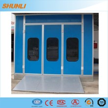 Diesel Dry-type car body care spray booths