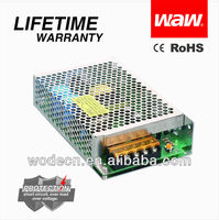 Reliable Quality CE RoHS 60W 12V Switching Power Supply(S-60-12)