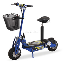 Low price manufacturer supply folding electric scooter with CE