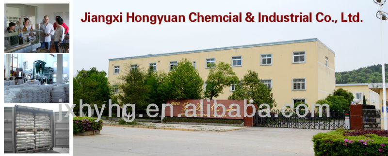 hongyuan chemical PVC Lead based Heat Stabilizer Series for injection products