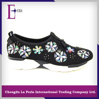 fashion lady leisure shoes action sports shoes for women