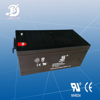 4 pieces of 12v 250ah battery in parallel to be deep cycle 12v 1000ah battery