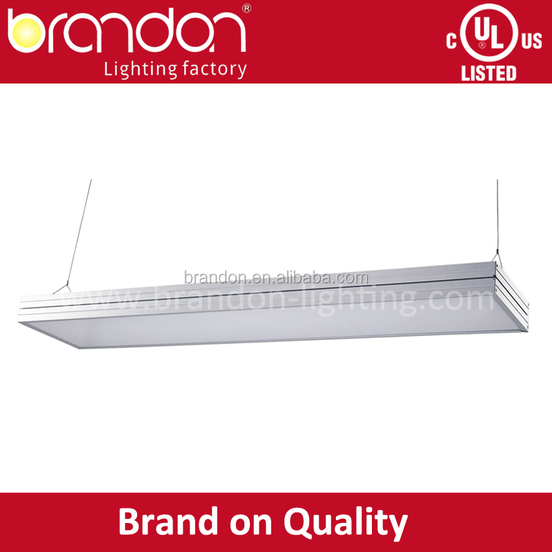 2015 Supermarket 40w 60w led tube light office light linear light with ce rohs