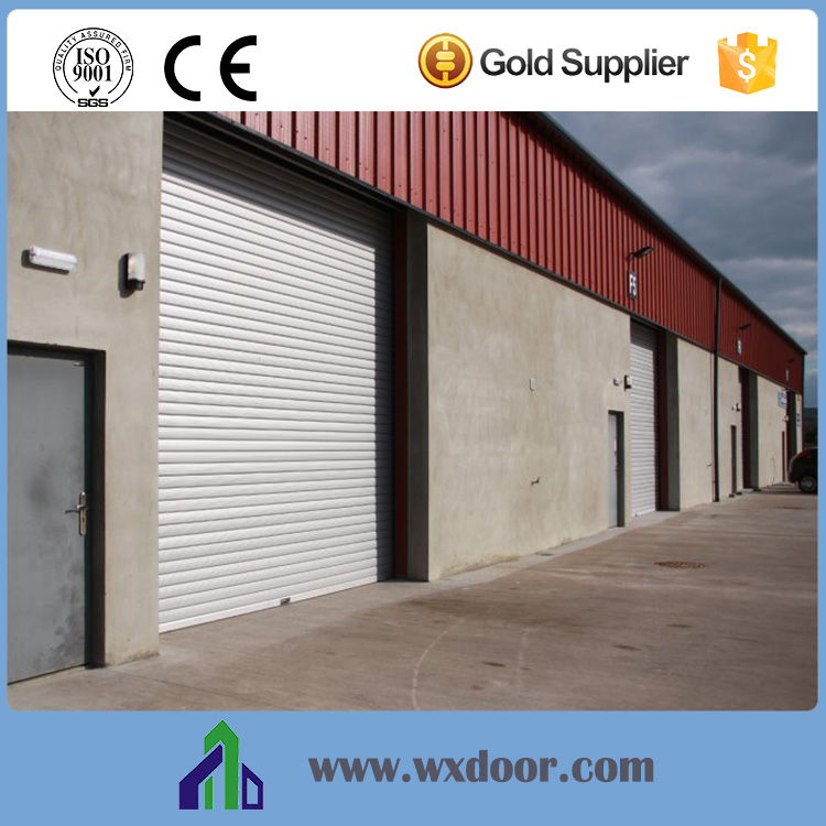 Manufacturer Rolling Security Shutters