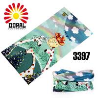 Custom Made Your Private Tubular Headwear Printing Custom Magic Bandanas